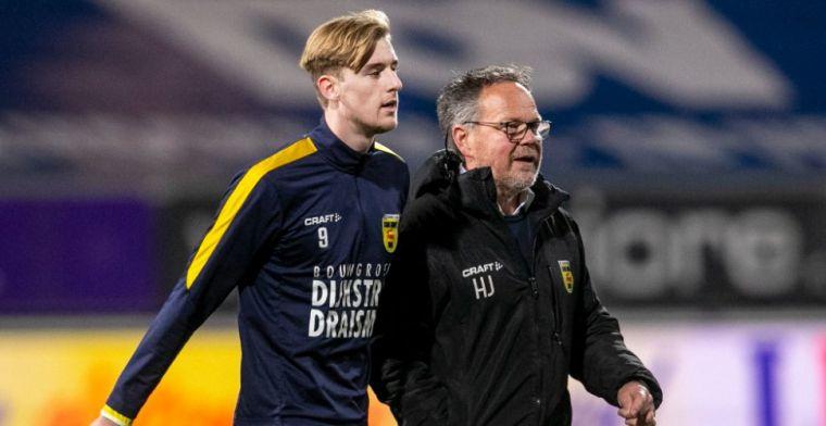 VI: Cambuur akkoord met transfersom, Almere heeft Verheydt-opvolger bijna binnen