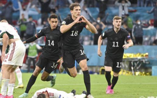 Afbeelding: UEFA vermoedt ook discriminatie na duel tussen Duitsland en Hongarije