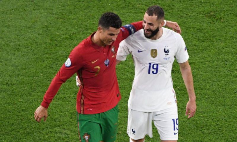 Afbeelding: Hongarije-coach sneert richting Ronaldo: 'Groots kampioen, maar kan irritant zijn'