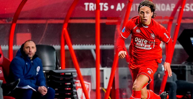 FC Twente presenteert 'beste speler van het seizoen '16/'17 bij FC Utrecht'