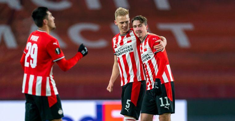 PSV heeft nieuws over Piroe en Baumgartl: duo mag andere club zoeken