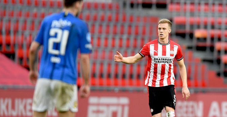 Update: BILD meldt done deal: PSV gaat Baumgartl een jaar verhuren