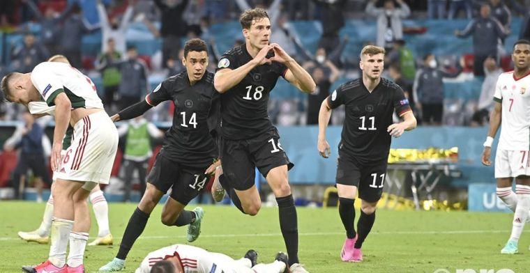 UEFA vermoedt ook discriminatie na duel tussen Duitsland en Hongarije