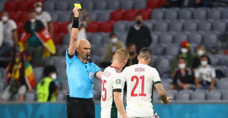 Oude bekende fluit duel tussen Nederlands elftal en Tsjechië in EK-achtste finale