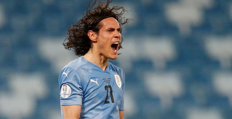 Uruguay en Paraguay na solide overwinningen zeker van volgende ronde Copa América