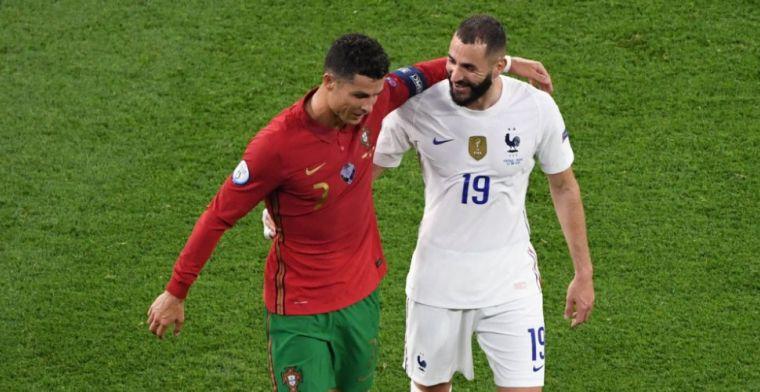 Hongarije-coach sneert richting Ronaldo: 'Groots kampioen, maar kan irritant zijn'