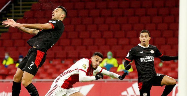 'Ajax ziet contractonderhandelingen voorlopig spaak lopen: transfer voor de hand'