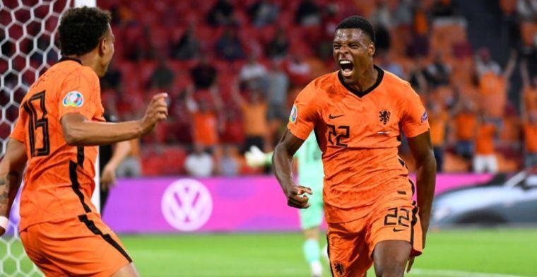 Oranje is met drie spelers hofleverancier van UEFA's Team van de Groepsfase