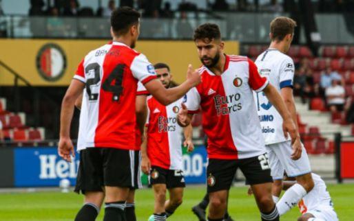 Afbeelding: Feyenoord en Gent in evenwicht in oefenduel, Bannis met eerste treffer van seizoen