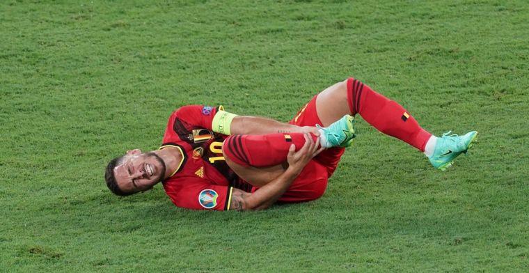 Grote zorgen in België: 'Ik heb me pijn gedaan, ik denk dat er een probleem is'