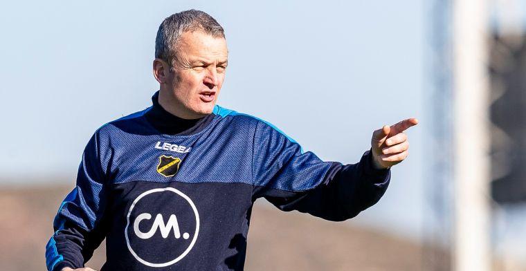 FC Eindhoven presenteert debuterende hoofdtrainer: 'Mister NAC' maakt overstap