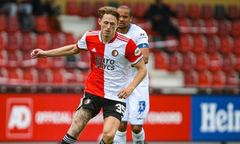 Afbeelding: 'Tweede Feyenoord-talent kan naar Zwitserland: Basel opent Burger-gesprekken'