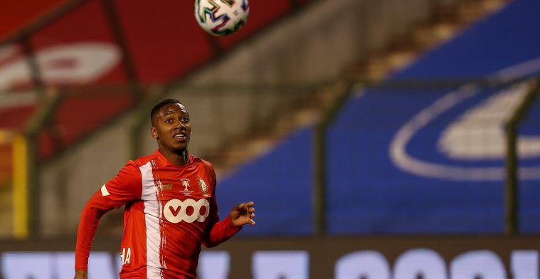 Nog geen duidelijkheid: 'Antwerp spreekt met Club Brugge-target Balikwisha'