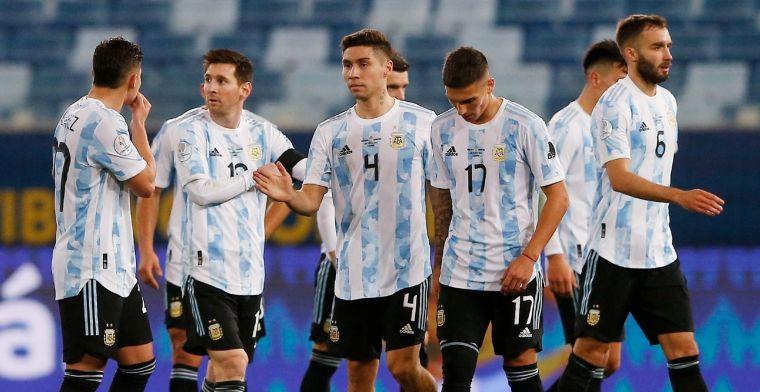 Messi (34) is Mascherano voorbij en luistert feestje op met twee goals en assist