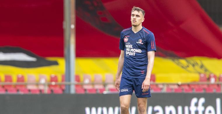Voor het eerst in vijf jaar weer een transfersom voor Helmond Sport