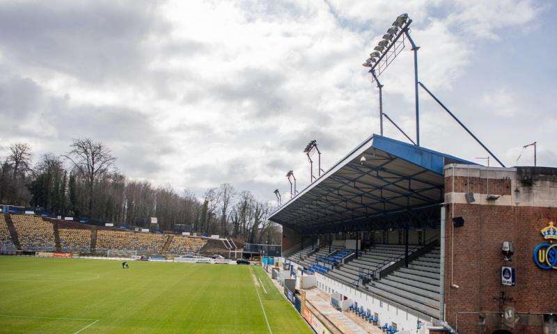 Afbeelding: Union speelt eerste van vijf nieuwe oefenwedstrijden tegen KAA Gent