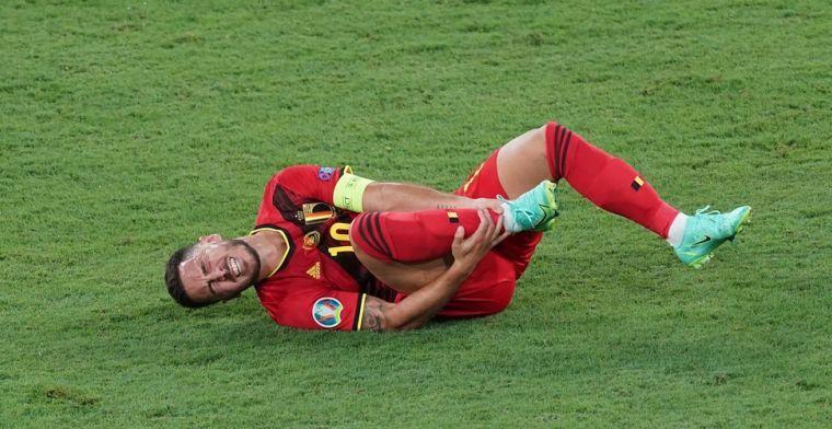 België in spanning voor clash met Italië: update over De Bruyne en Hazard