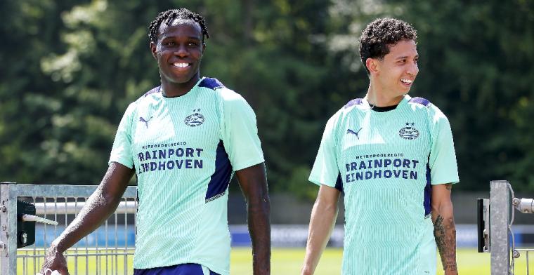 PSV contracteert Mauro tot 2025: Dat is hoe we het graag zien