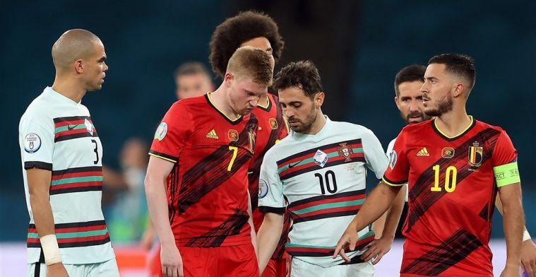 LIVE-discussie: De Bruyne wel, Hazard niet in kraker van jewelste tegen Italië
