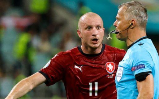 Afbeelding: Kuipers en Zeinstra drukken stempel op Denemarken-Tsjechië: 'Niet te verklaren'