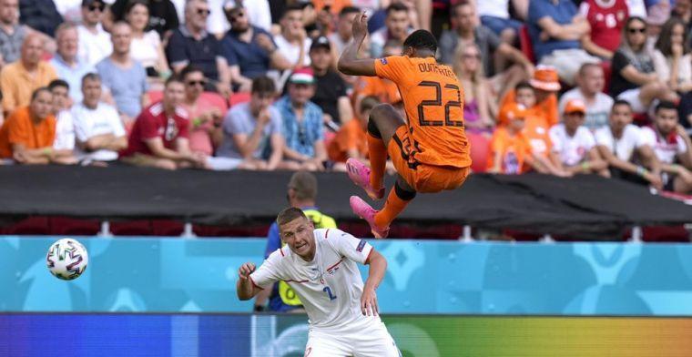 'Dumfries as we speak met Raiola op weg naar nieuwe club'; PSV hoopt op 'EK-bonus'