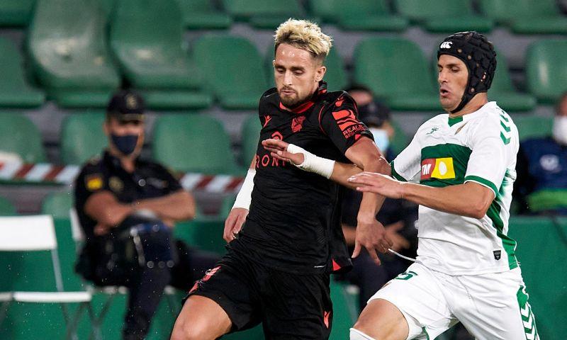 Afbeelding: Nog geen contractverlenging voor Januzaj: 'Italiaanse club ligt op de loer'
