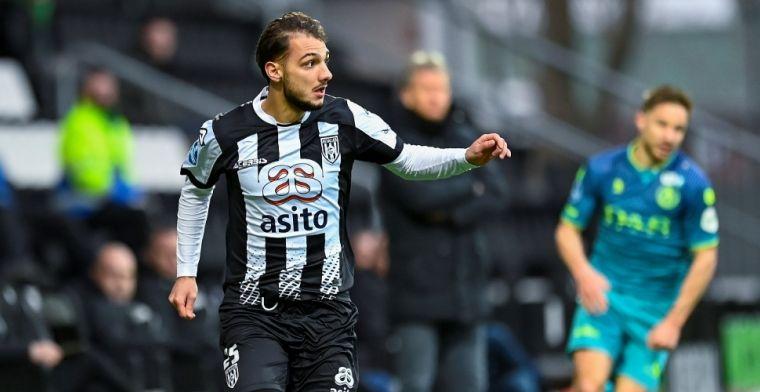 Schalke ruimt verder op: teruggekeerde Heracles-huurling vertrekker nummer 18