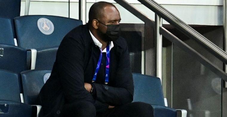 OFFICIEEL: Patrick Viera wordt de nieuwe coach van Benteke bij Crystal Palace