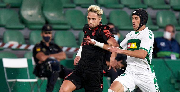 Nog geen contractverlenging voor Januzaj: 'Italiaanse club ligt op de loer'