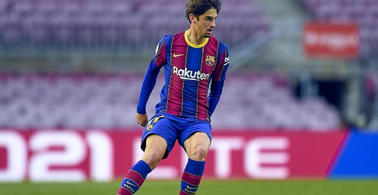 Wolverhampton neemt talentvolle aanvaller FC Barcelona op huurbasis over