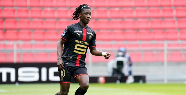 'Manchester United kan Camavinga voor lage transfersom oppikken'
