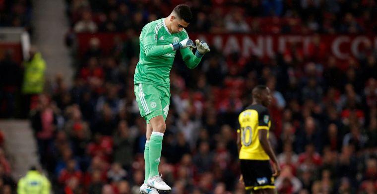 RKC haalt transfervrije Manchester United-doelman: 'Maakte toen veel vlieguren'
