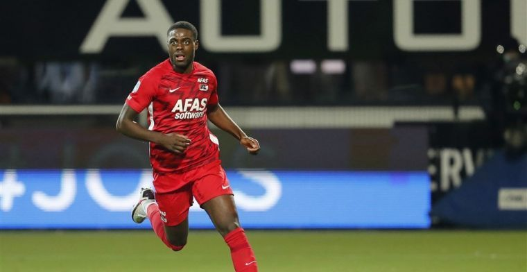 AZ houdt Martins Indi definitief binnenboord: 'Een speler die ons sterker maakt'