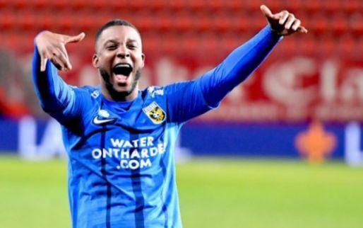 Afbeelding: 'Vitesse-ster Bazoer ontvangt aanbiedingen uit Franse en Portugese top'