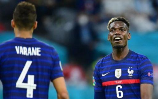 Afbeelding: 'Enorme spanningen in Franse EK-selectie: felle verwijten tussen Pogba en Pavard'