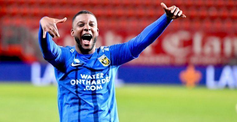 'Vitesse-ster Bazoer ontvangt aanbiedingen uit Franse en Portugese top'