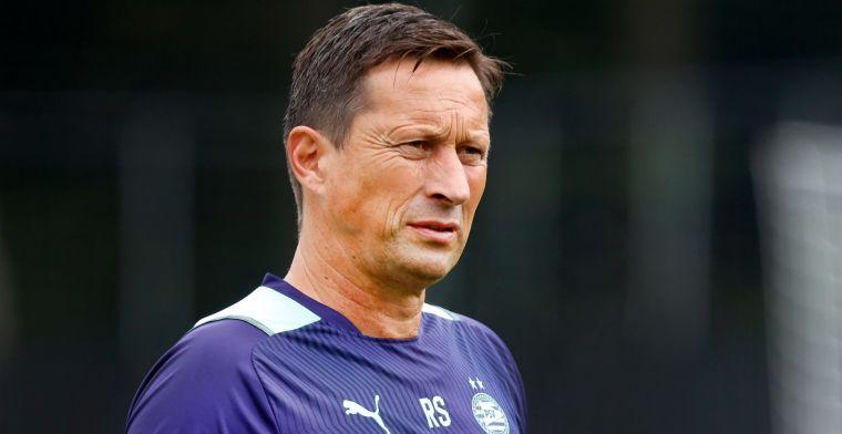 Schmidt lovend over teruggekeerde PSV-huurling: 'Hij was een keyplayer'