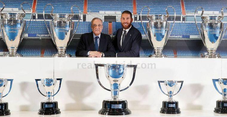 PSG heeft helemaal beet: Real Madrid-icoon Sergio Ramos trekt naar Parijs