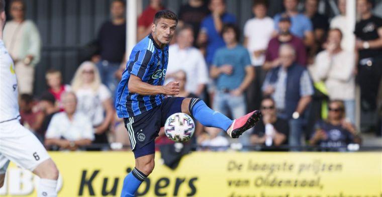Transfer naar Milan gaat niet door voor Tadic: 'Hoe kan ik teleurgesteld zijn?'