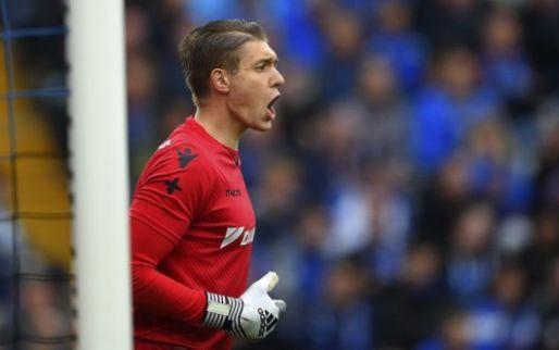 Afbeelding: 'Horvath (ex-Club Brugge) wordt ploegmaat van Mitrovic en Odoi'