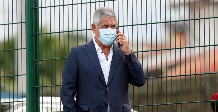 Benfica-voorzitter aangehouden: verdacht van onder meer witwassen en fraude