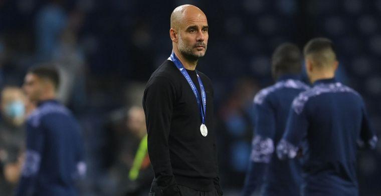 Guardiola ontkent aanstaande megatransfer Manchester City: 'Het is onmogelijk'