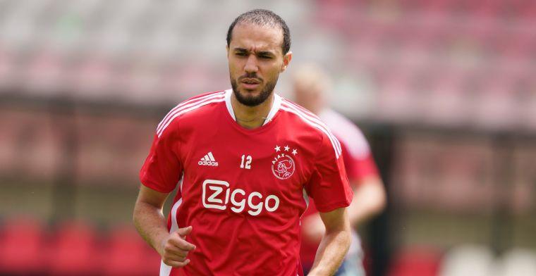 'Ik heb weinig mazzel gehad bij Ajax, de vakantie kwam voor mij niet top uit'