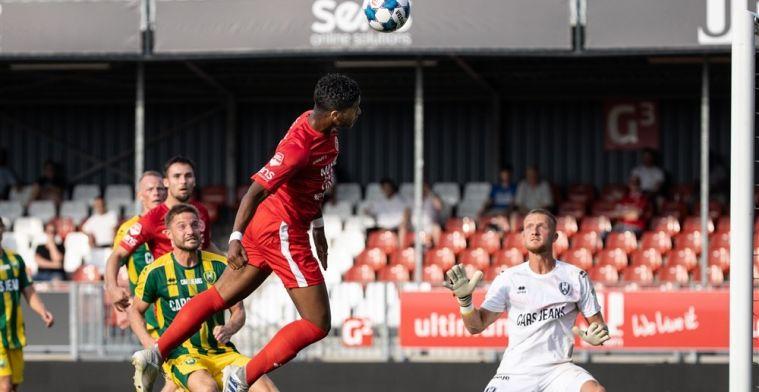 Van Almere City naar de Serie A: 'Trots dat een eigen speler deze stap maakt'