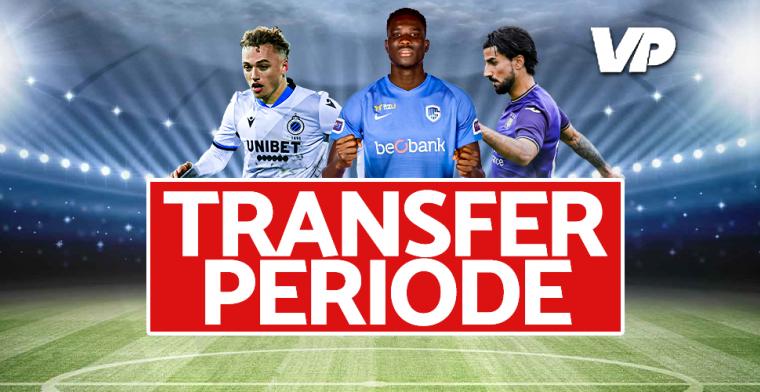 Transferoverzicht Jupiler Pro League: zomer 2021-2022