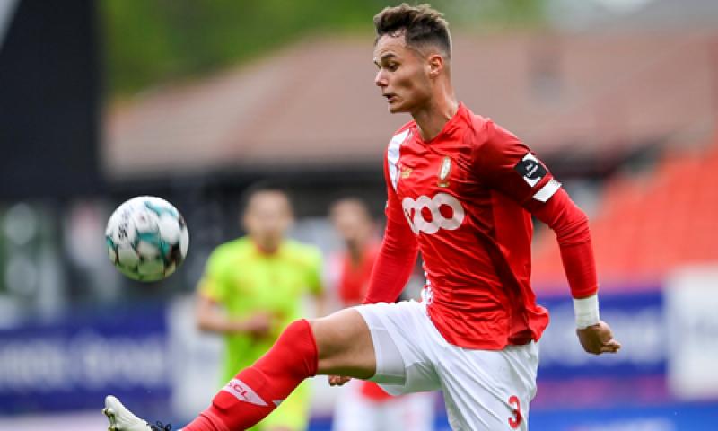 Afbeelding: 'Inter leent Vanheusden meteen uit, Spezia de grote favoriet voor ex-Standardman'