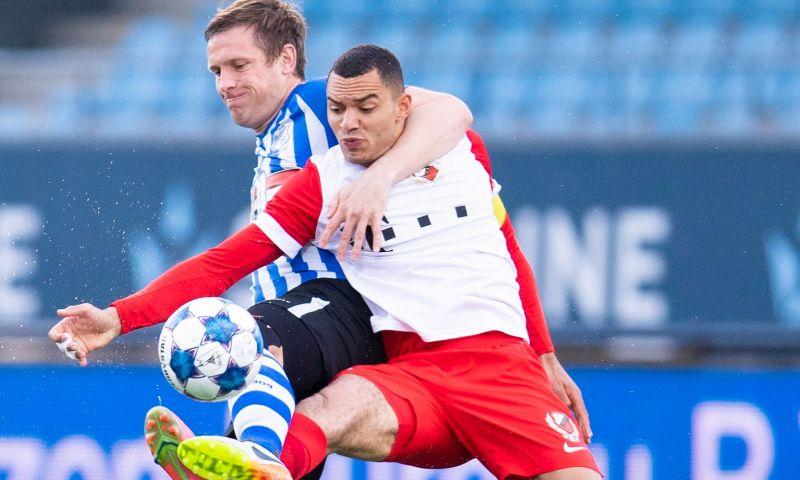 Afbeelding: 'FC Emmen shopt bij FC Utrecht: goalgetter wordt achtste zomerversterking'