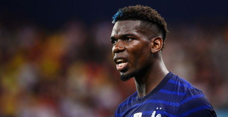 'Pogba staat niet onwelwillend tegenover PSG-transfer, Raiola sprak met leiding'