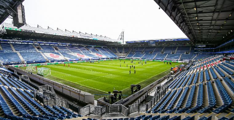 Heerenveen haalt toptalent van Manchester City voor twee seizoenen in huis