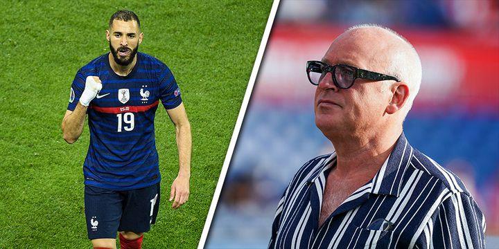 Van der Gijp trof Benzema op Ibiza:  'Van 8 tot 12 op zijn telefoon gezeten'